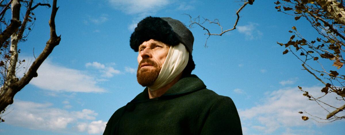 Photo of Lanzan trailer 'Van Gogh En La Puerta De La Eternidad'