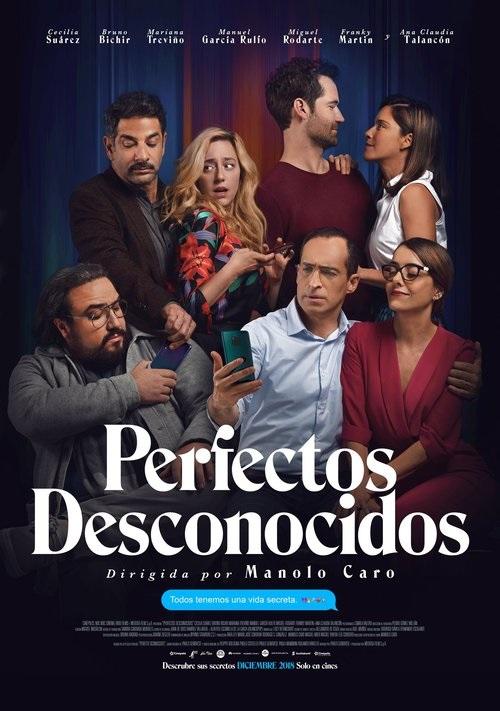 Photo of Jueves de estreno en Cinemark 'Perfectos Desconocidos'
