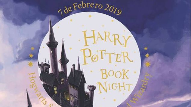Photo of Llega a Panamá «Harry Potter Book Night»