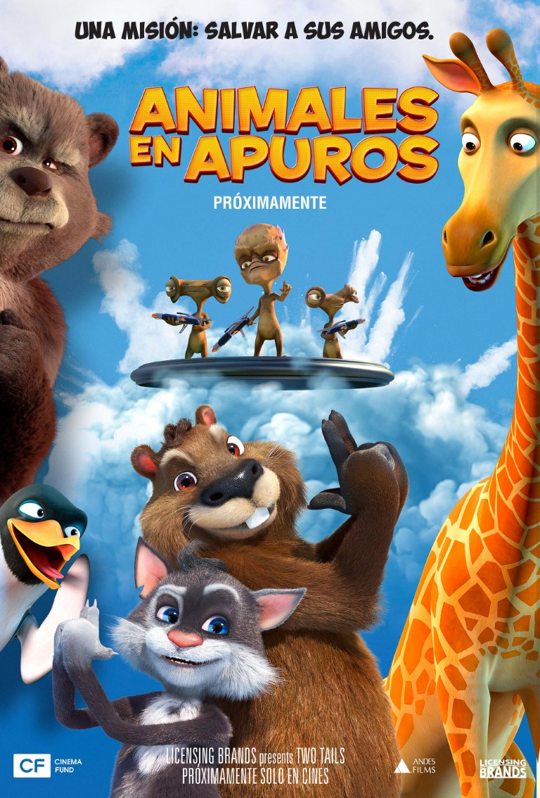 Photo of Estreno de 'Animales en Apuros'