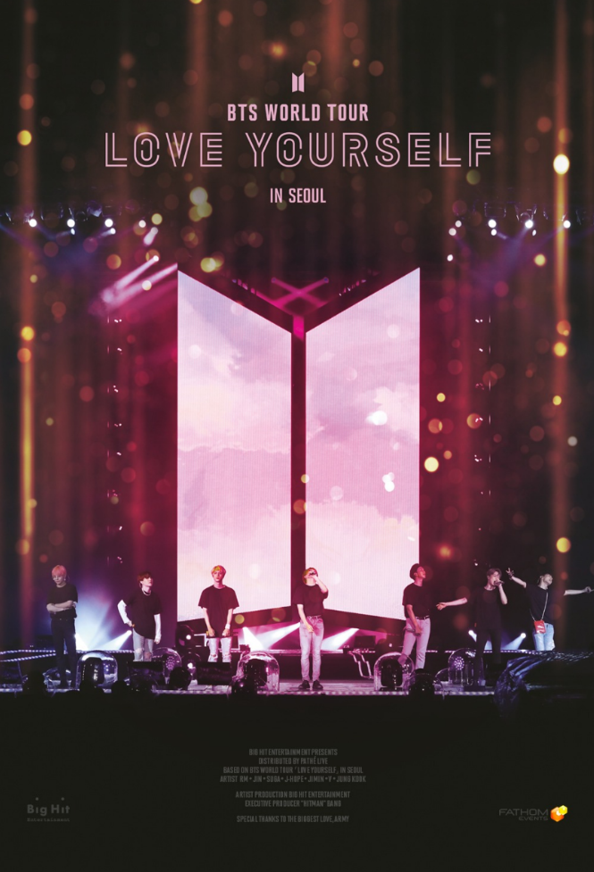 Photo of BTS: Love yourself Tour in Seoul en Cinemark
