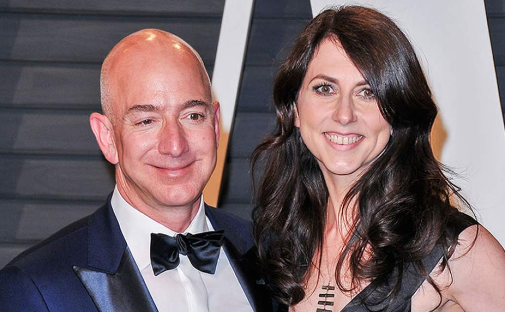 Photo of Jeff Bezos y Mackenzie se divorcian
