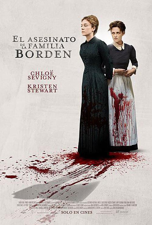Photo of El asesinato de la familia Borden en Cinemark