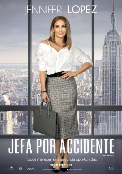 Photo of 'Jefa Por Accidente' en jueves de estreno