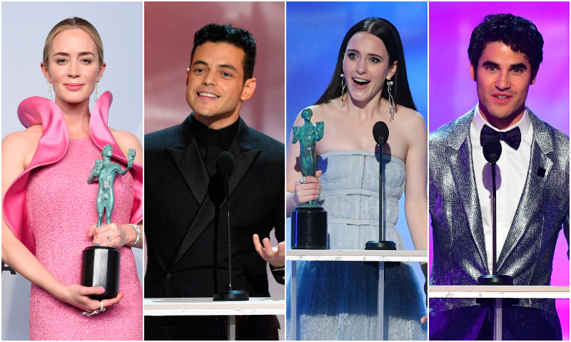 Photo of Ganadores de los SAG Awards 2019