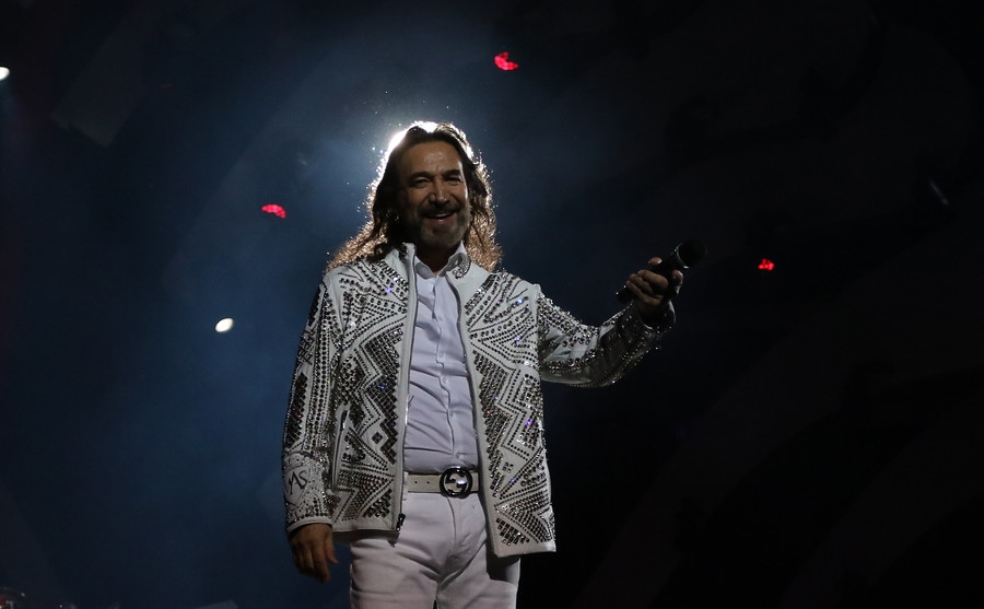 Photo of Marco Antonio Solís conquisto la Quinta Vergara
