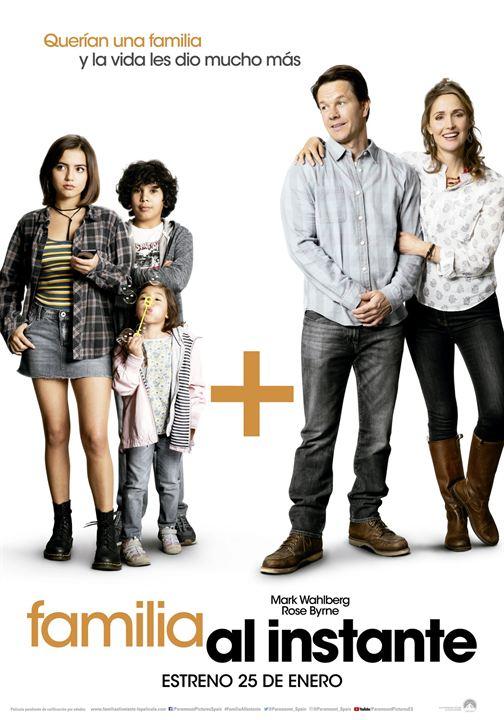 Photo of 'Familia al instante' en los Cines de Panamá