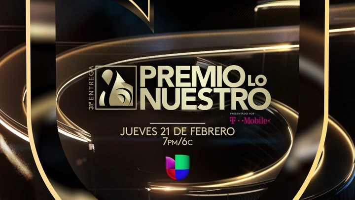Photo of Esta noche se celebra 'Premios Lo Nuestro 2019'