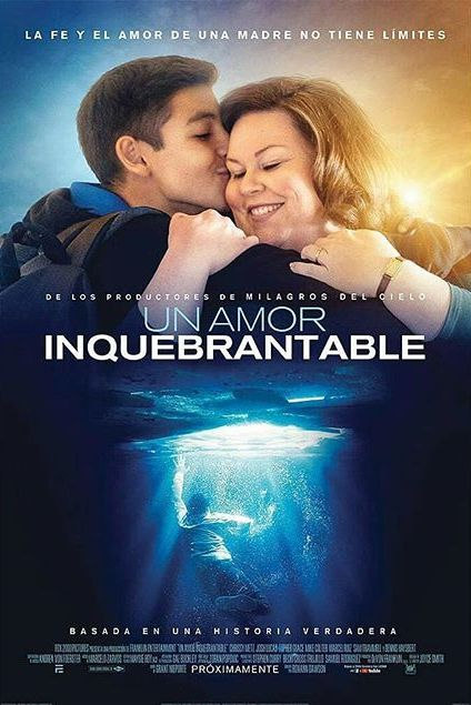 Photo of Lanzan póster oficial de 'Un Amor Inquebrantable'
