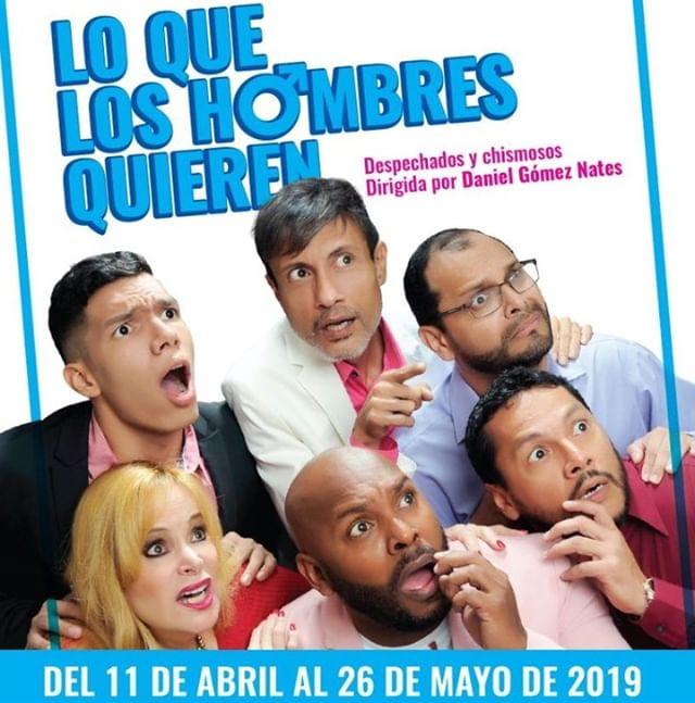 Photo of Obra 'Lo que los Hombres Quieren'