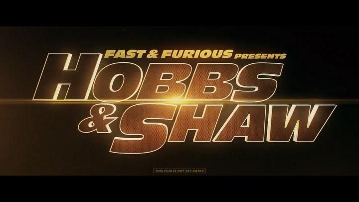 Photo of Primer trailer de 'Hobbs & Shaw'