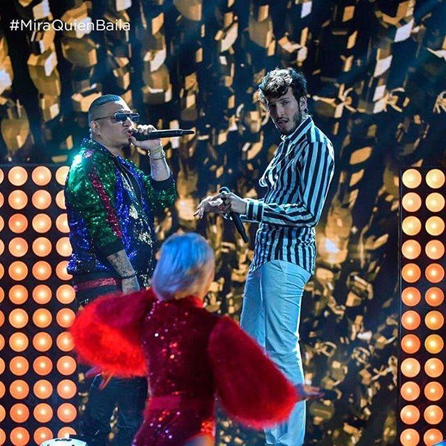 Photo of Kenny Man y Sebastián Yatra en 'Mira Quien Baila'