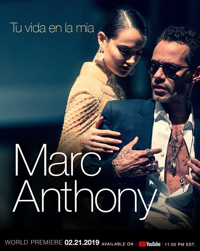 Photo of Marc Anthony anuncia el lanzamiento de su nuevo tema