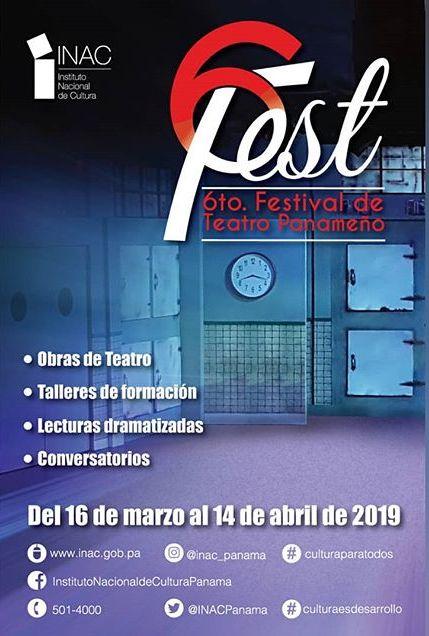 Photo of Panamá presenta «6to. Festival del Teatro Panameño»