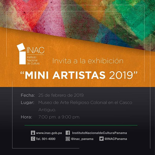 Photo of El Museo de Arte Religioso presenta 'Mini Artistas 2019'