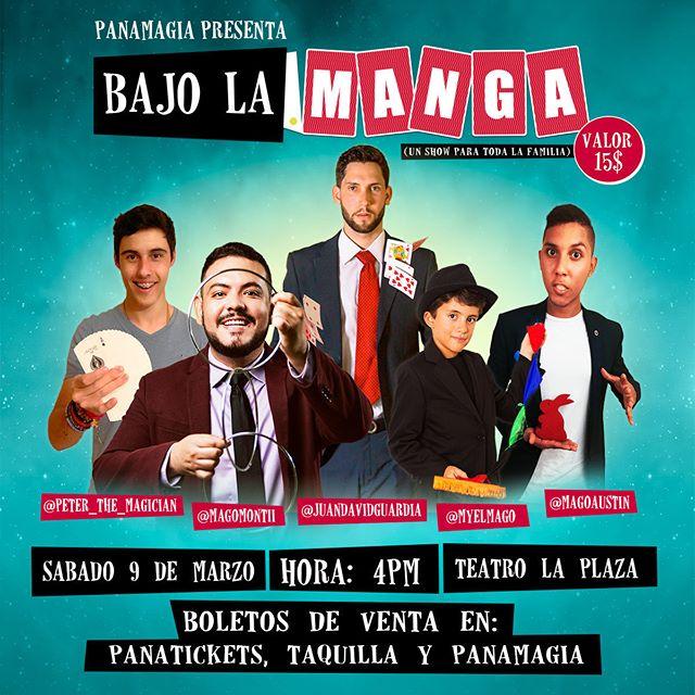 Photo of Panamagia Presenta 'Bajo La Manga'