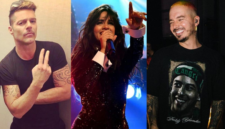 Photo of J Balvin, Ricky Martin y Camila Cabello confirmados para los Grammy
