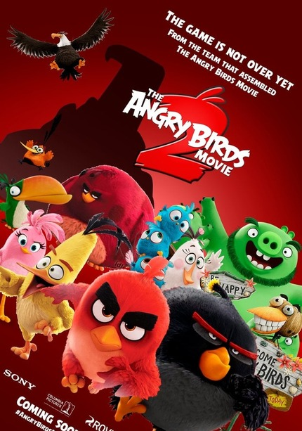 "Photo of Lanzan primer trailer de ""Angry Birds 2: La pelicula"""