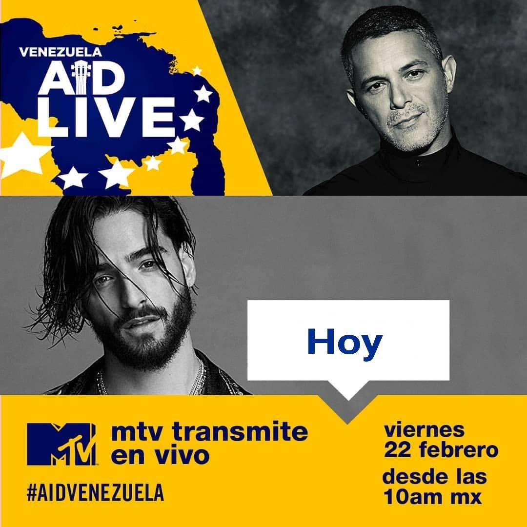 Photo of MTV transmitirá en vivo el «Venezuela Aid Live»