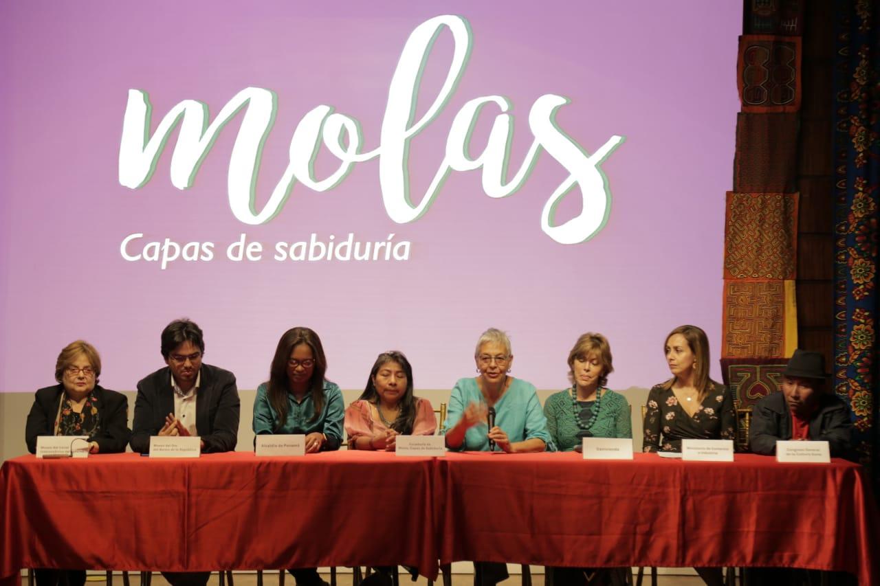 Photo of Exhibición «Molas, Capas de Sabiduría» en Casco Antiguo