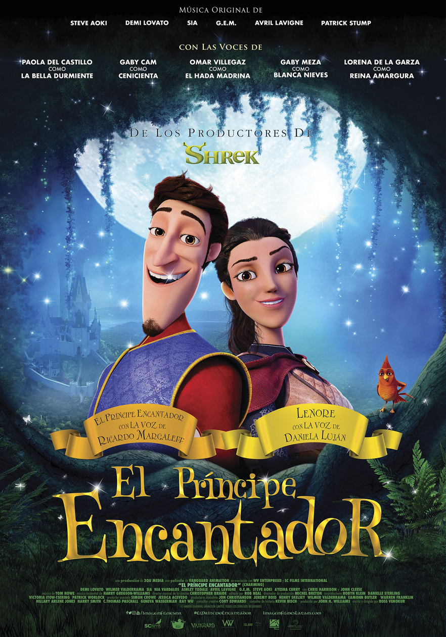 Photo of «El Príncipe Encantador» en las salas de cines