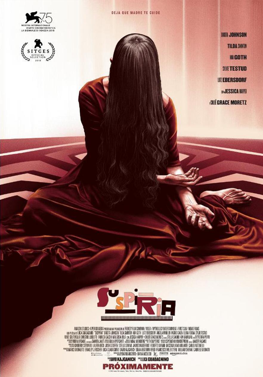 Photo of Función especial en Cinemark de 'Suspiria'