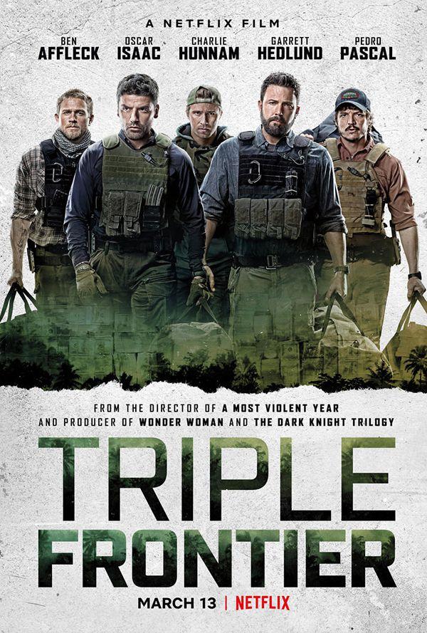 Photo of Netflix lanza el segundo trailer de 'Triple Frontera'