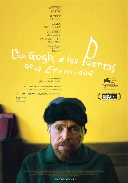 Photo of Van Gogh, a las puertas de la eternidad en Cinemark