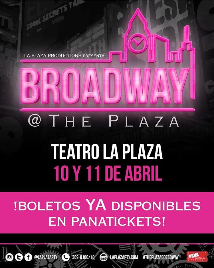 Photo of Ya están a la venta los boletos para 'Broadway The Plaza'