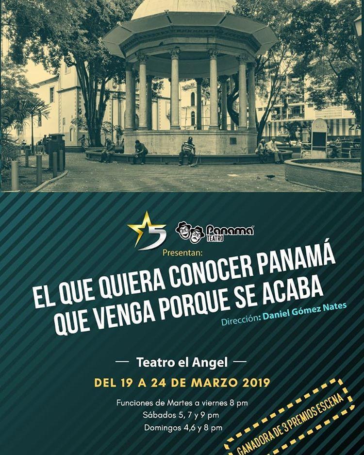 Photo of Obra «El que quiera conocer Panamá, que venga porque se acaba»