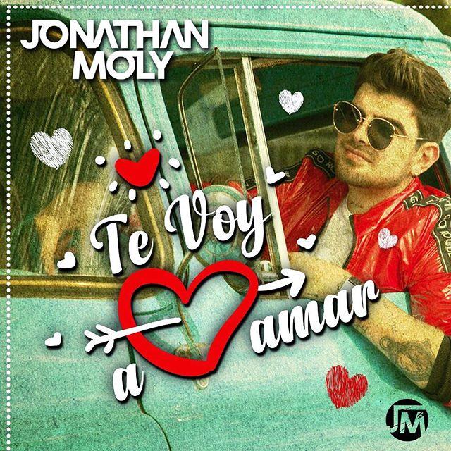"""Photo of Jonathan Moly presenta su nuevo sencillo """"Te Voy a Amar"""""""