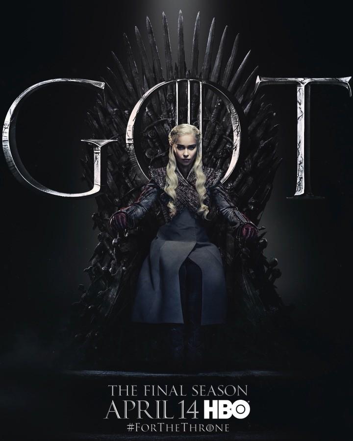 Photo of Game of Thrones revela poster de la última temporada