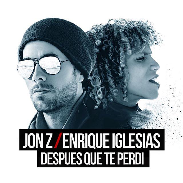 Photo of Enrique Iglesias estrena junto a Jon Z nueva versión «Después que te perdí»