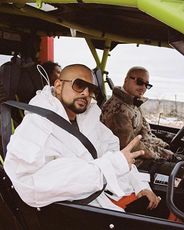 Photo of Sean Paul y J Balvin estrenan «Contra La Pared»
