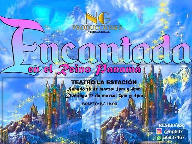 Photo of 6to Festival de Teatro Panameño presenta «Encantada en el Reino Panamá»
