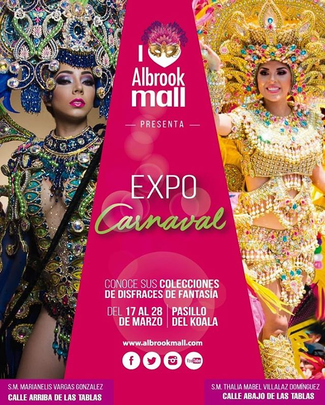 Photo of Expo Carnaval en Albrook Mall