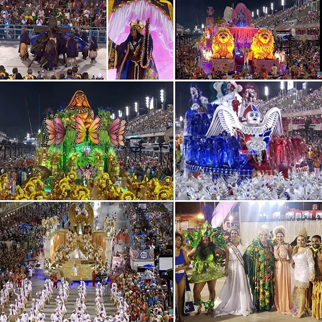 Photo of Panamá gano el Carnaval del Rio de Janeiro 2019