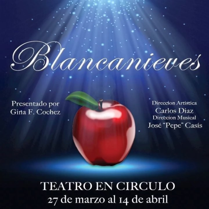 Photo of Muy pronto «Blancanieves y el Príncipe» en Teatro en Círculo