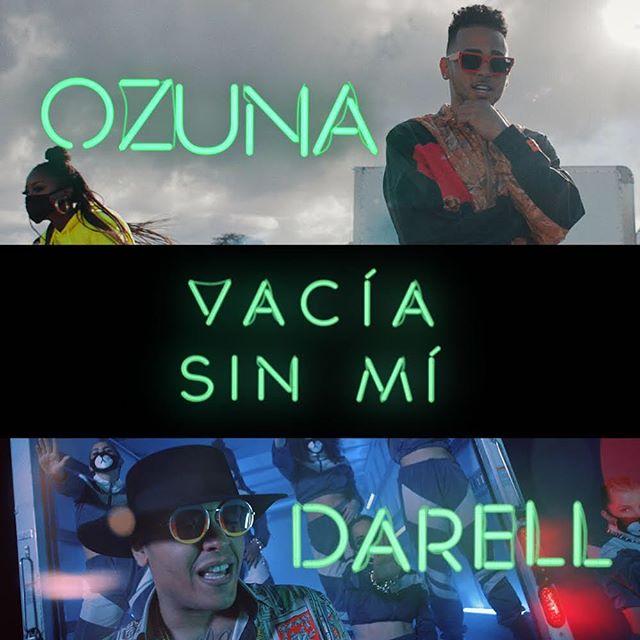 Photo of Ozuna estrena el vídeo oficial de «Vacía Sin Mí»