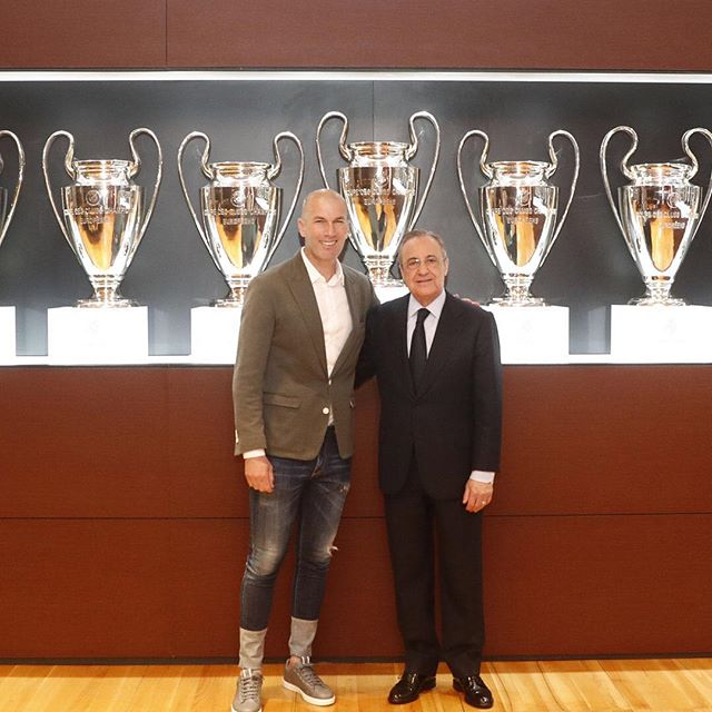 Photo of Zidane regresa al Real Madrid