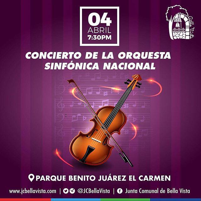 Photo of Concierto de la Orquesta Sinfónica Nacional