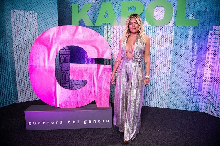 Photo of El próximo 19 de marzo estreno del documental 'Karol G: la guerrera del género'