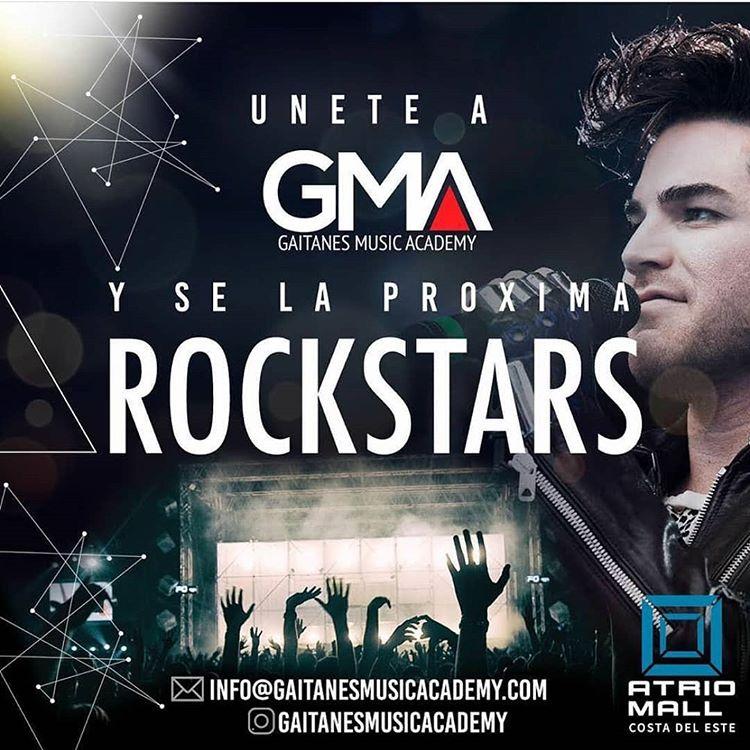 Photo of Se parte de «Gaitanes Music Academy»