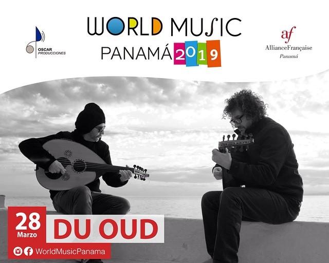 Photo of World Music Panamá 2019