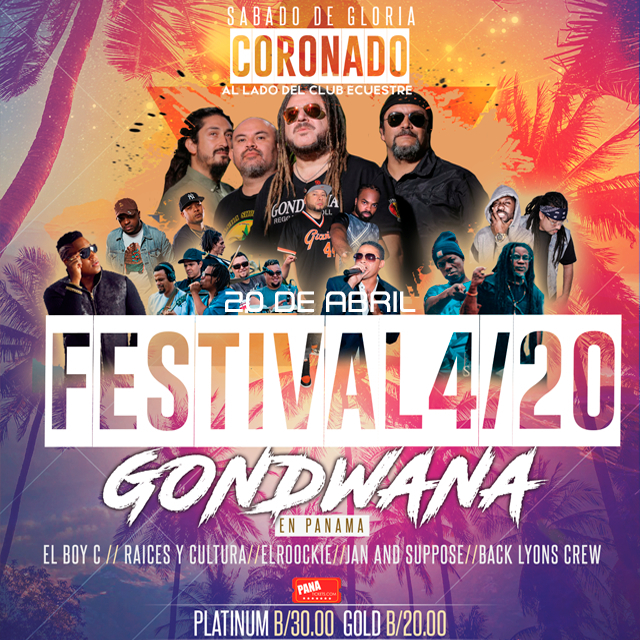 Photo of Gondwana estará en concierto en Panamá