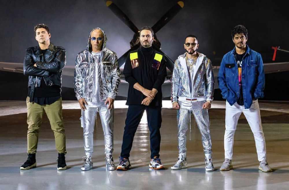 """Photo of Reik se une a Wisin y Yandel para su nuevo single """"Duele"""""""