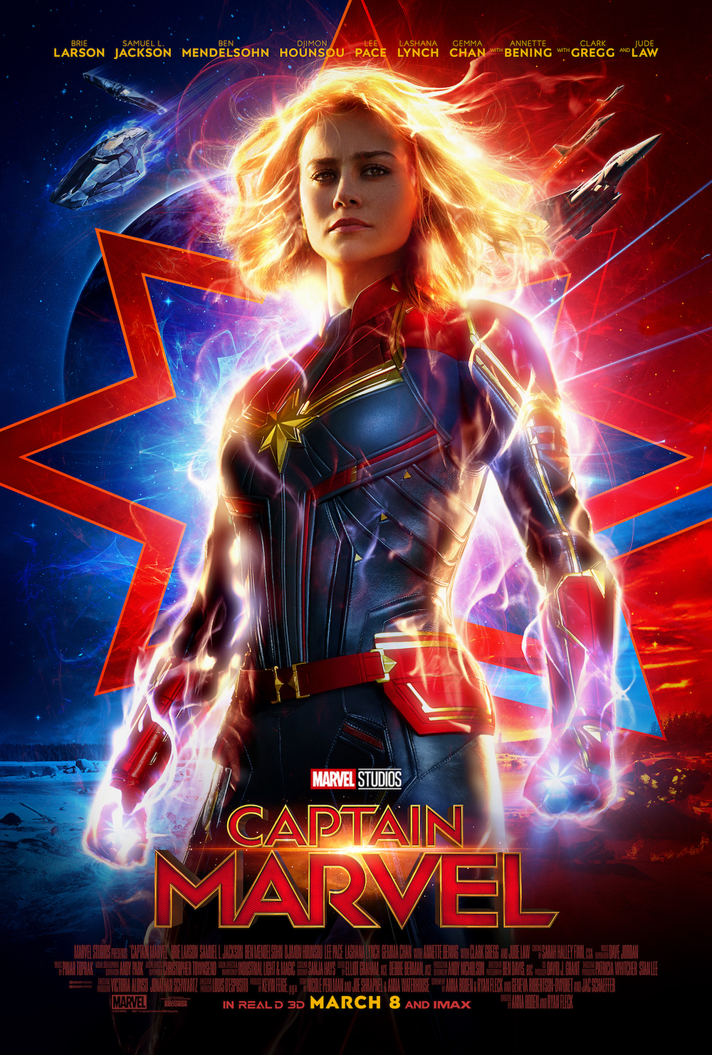 Photo of Estreno en cines de «Capitana Marvel»