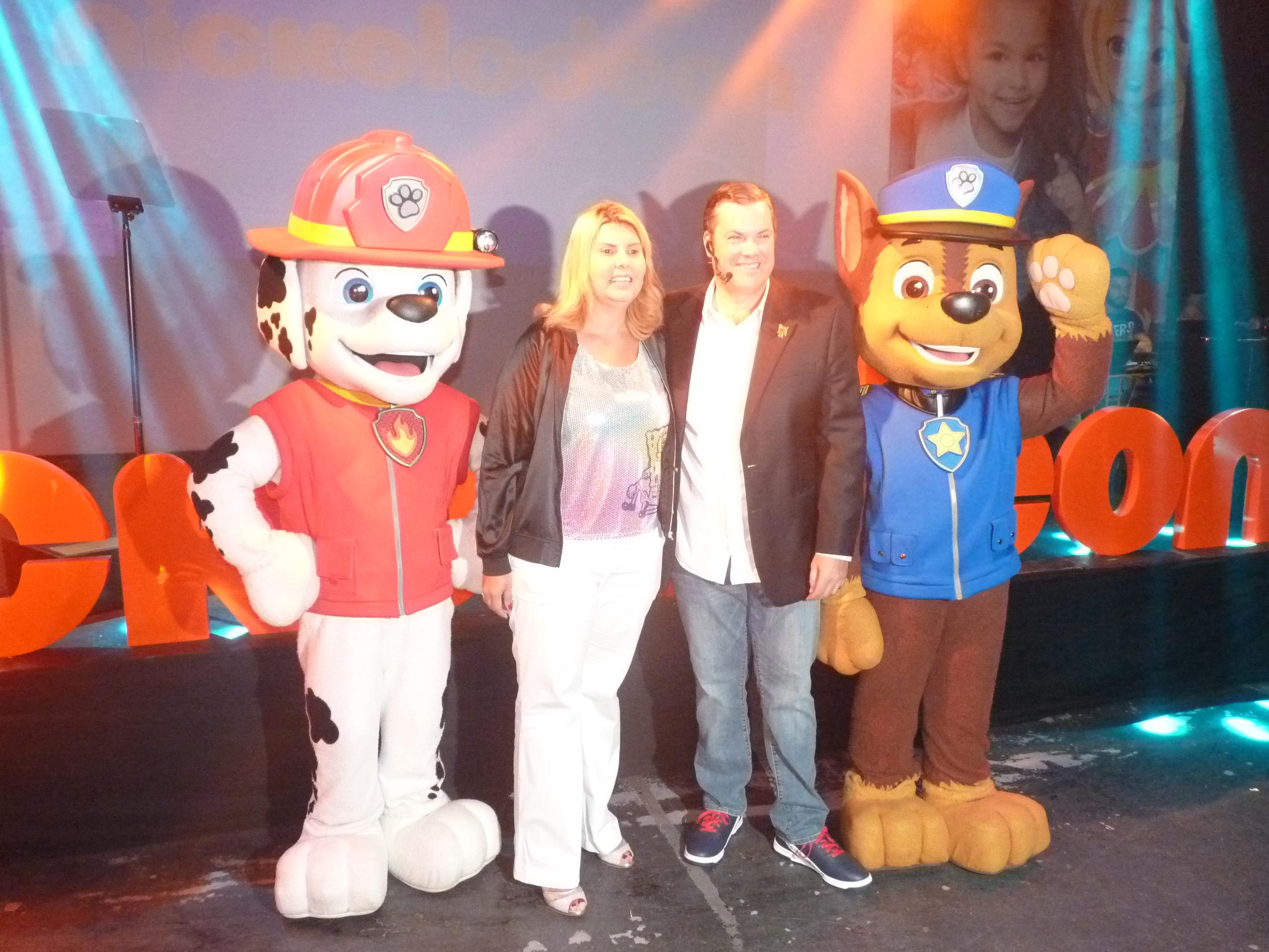 Photo of Nickelodeon presenta en Panamá sus mejores propuestas para el 2019