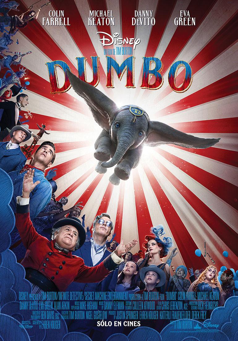 """Photo of Estreno de la película """"Dumbo"""" en el cine"""