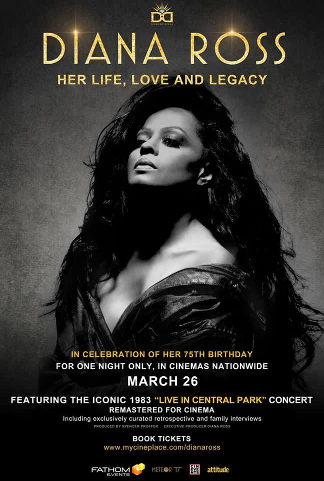 Photo of Diana Ross: Her Life, Love And Legacy